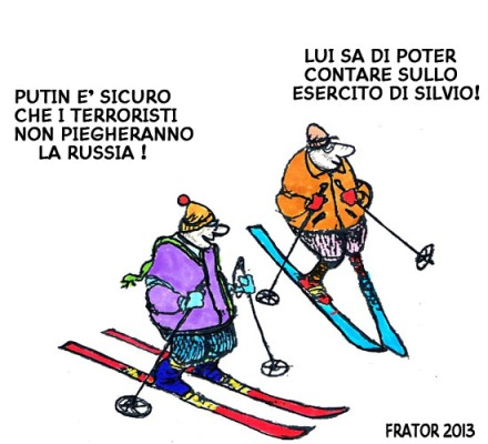 Terrore in Russia