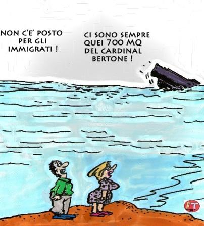 Emergenza immigrazione