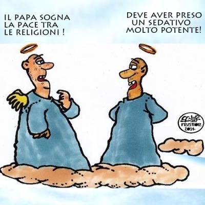 I sogni del Papa