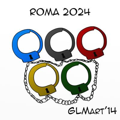 Roma candidata all'organizzazione delle Olimpiadi 2024