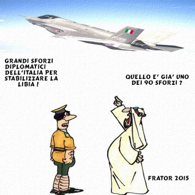 Sforzi diplomatici